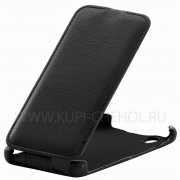 Чехол  откид  Huawei G630  Derbi  чёрн