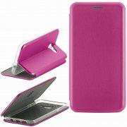 Чехол книжка Samsung Galaxy A5 (2016) A510 Fashion Case с визитницей розовый