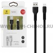 USB - micro USB кабель Baseus CAMZY-B01 Black 1м