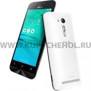 Телефон ASUS ZenFone Go ZB452KG 8Gb Silver