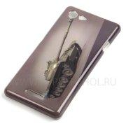 Чехол силиконовый Sony D2203 / D2212 Xperia E3 Dual 8498