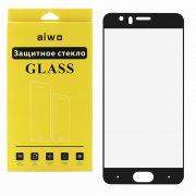 Защитное стекло Huawei Honor 9 Aiwo Full Screen чёрное 0.33mm