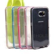 Чехол-накладка Samsung Galaxy S6 G920 8574 розовый