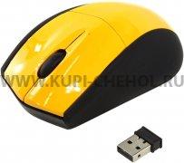 Мышка компьютерная б/п SmartTrack 325AG Yellow