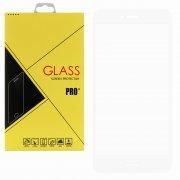 Защитное стекло Huawei P8 Lite (2017) Glass Pro Full Screen белое 0.33mm