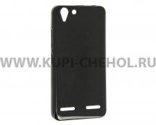 Чехол силиконовый Lenovo Vibe K5 Plus X чёрный матовый 0.8mm