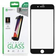 Защитное стекло Apple iPhone 7 Plus Amazingthing SupremeGlass Extra Hard 3D Black 0.3mm