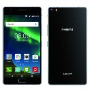 Телефон Philips Xenium X818 Black
