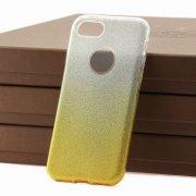 Чехол-накладка Apple iPhone 7 9191 с градиентом золотой