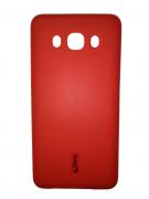 Чехол-накладка Samsung Galaxy J5 2016 Cherry красный