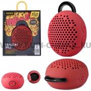 Колонка универсальная Bluetooth Remax RB - X1 Dragon Ball Red