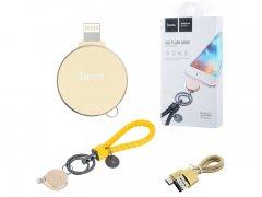 Флеш Hoco UD1 Flash Drive 16Gb Apple Lightning желтый