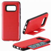 Чехол-накладка Samsung Galaxy S8 9465 красный