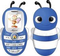 Телефон Maxvi J8 Blue