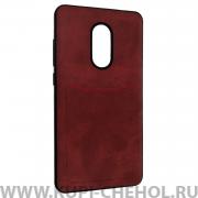 Чехол-накладка Xiaomi Redmi Note 4/4 Pro Ilevel красный