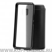 Чехол-накладка Huawei Mate 20 Pro Kruche RJC-11 Black