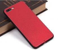 Чехол-накладка Apple iPhone 7 Plus 9251 красный