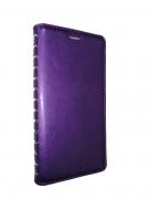 Чехол книжка Huawei P9 Lite Book Case New фиолетовый Вид2