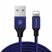 Кабель USB-iP Baseus Yiven CALYW-A13 Blue 1.8m