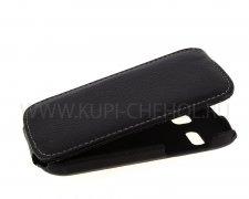 Чехол флип Alcatel One Touch 4033D UpCase чёрный