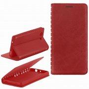 Чехол книжка Sony Xperia Z3 Compact / Mini New Case 001 красный