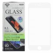 Защитное стекло Apple iPhone 7 WK Black Panter 4D White 0.3mm