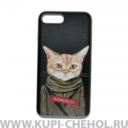 Чехол-накладка Apple iPhone 7 Plus Remax Coat RK-084 Businesscat