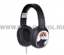 Наушники HOCO W1 Headphone Cool Gril Black
