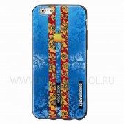 Чехол-накладка Apple iPhone 6/6S Denis Simachev 99004