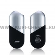 Power Bank 5000 mAh Remax Capsule RPL-22 Silver