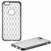Чехол-накладка Apple iPhone 6 / 6S 4.7 8438 черный