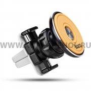 Автодержатель магнитный Hoco CA8 Aroma Black