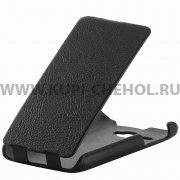 Чехол флип Alcatel One Touch 5035D iBox Premium чёрный
