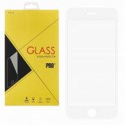Защитное стекло Apple iPhone 6/6S Glass Pro Full Glue 5D белое 0.33mm