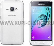 Телефон Samsung Galaxy J1 LTE J120F DS White