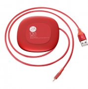 Кабель USB-iP Baseus CALRX-09 Red 1.2м