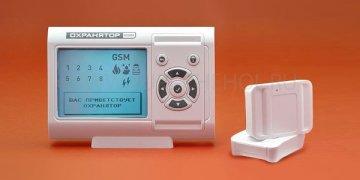 Охранятор белый 2датчика MT9030W2