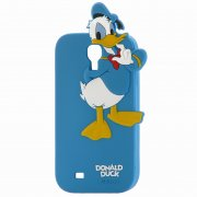 Чехол-накладка Samsung Galaxy S4 i9500 22021 Donald Duck