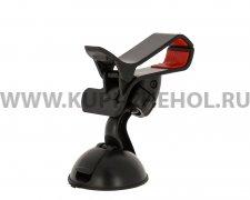 Автодержатель на присоске Red Line Emax черный