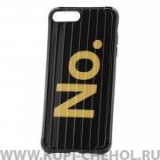 Чехол-накладка Apple iPhone 7 Plus No. Black