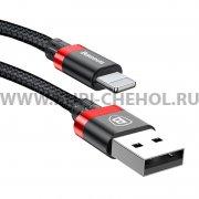 USB Apple iPhone 5 Baseus CALGB-19 Red 1м