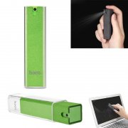 Очиститель экрана Hoco Microfiber and Spray Green