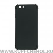 Чехол-накладка Apple iPhone 6/6S Hard черный