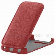 Чехол флип Alcatel One Touch 5035D Derbi красный