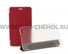 Чехол откидной Huawei MediaPad T1 7.0 Trans Cover красный