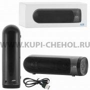 Колонка универсальная Bluetooth A28 8994 чёрная