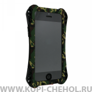 Чехол противоударный Apple iPhone 5/5S/SE R-JUST Amira RJ-04 Green