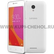 Телефон Lenovo A2016 DS LTE White