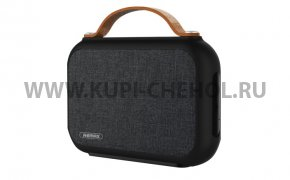 Колонка Bluetooth Remax RB-M17 Black