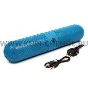 Колонка универсальная Bluetooth BT906 9011 синий